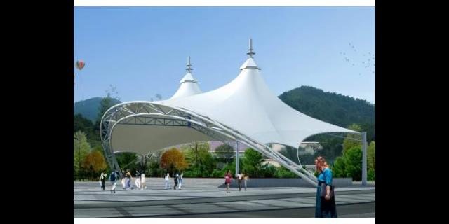 宝山区定制膜结构工程设计比较价格