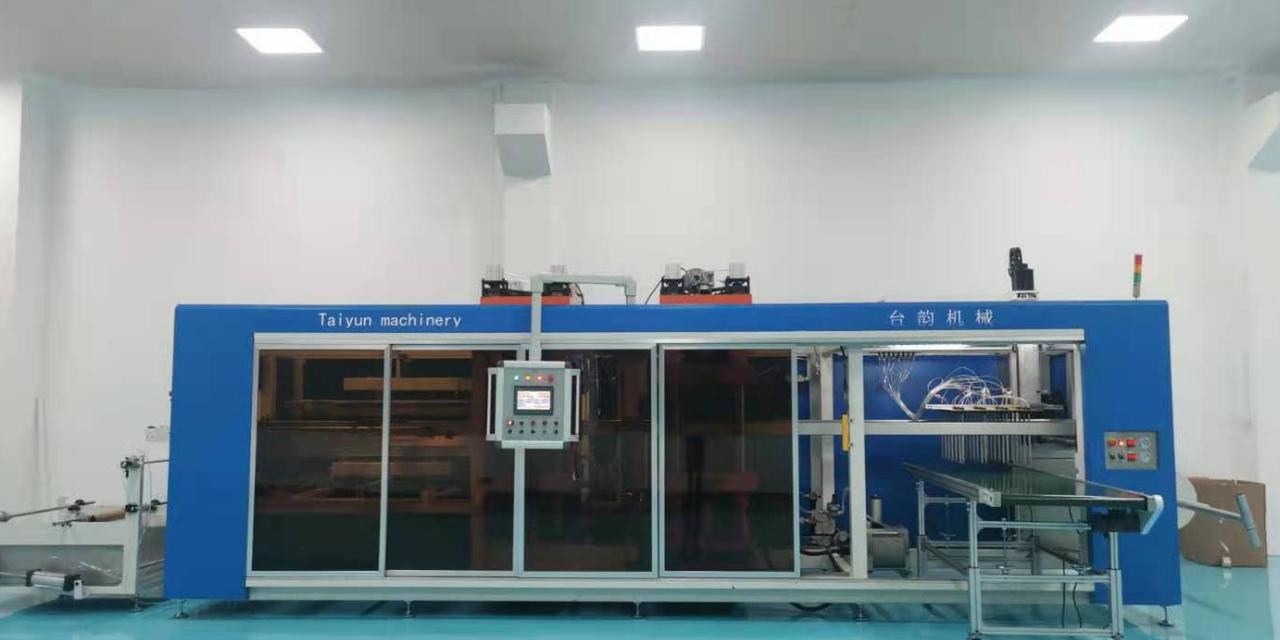 上海全自动吸塑机哪里有 诚信为本「昆山台韵自动化科技供应」