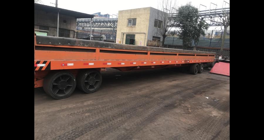 河北平板拖车包胶胎哪里有 推荐咨询「昆山卓宇达工业设备供应」