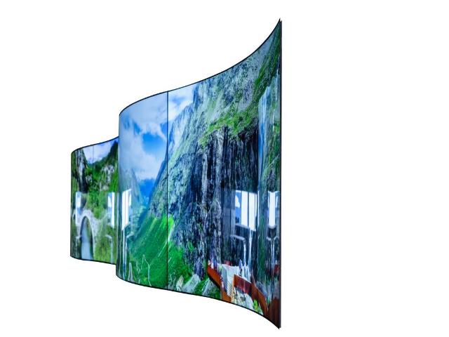 OLED柔性拼接屏供货费用 有口皆碑 深圳市康维伟业科技供应