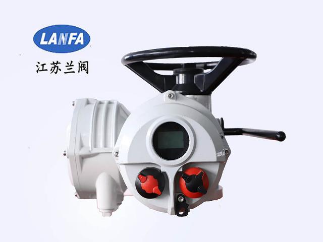 广州XFZ防爆型多回转电动装置 诚信服务 江苏兰阀通用设备供应