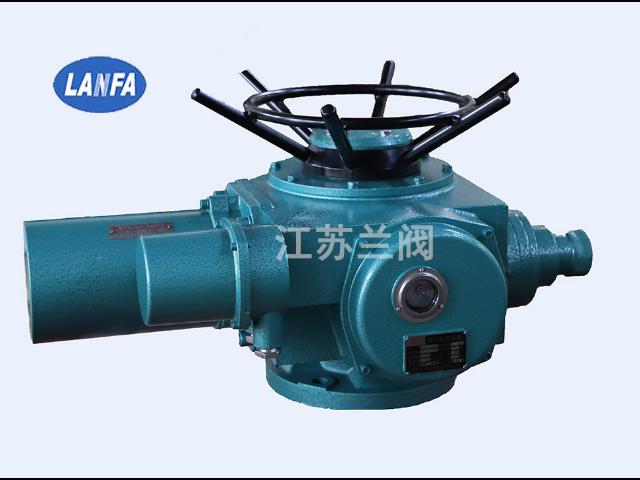 广州XFZ多回转电动装置多少钱 客户至上 江苏兰阀通用设备供应