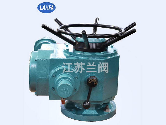 电动装置生产厂家 推荐咨询 江苏兰阀通用设备供应