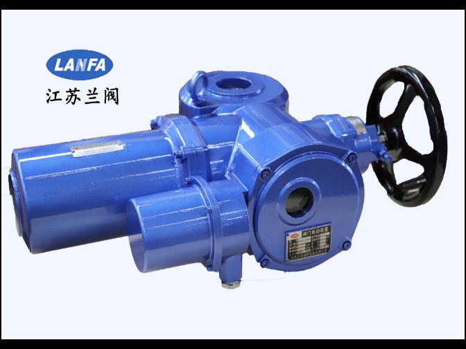 上海电动调节阀口碑 创造辉煌 江苏兰阀通用设备供应
