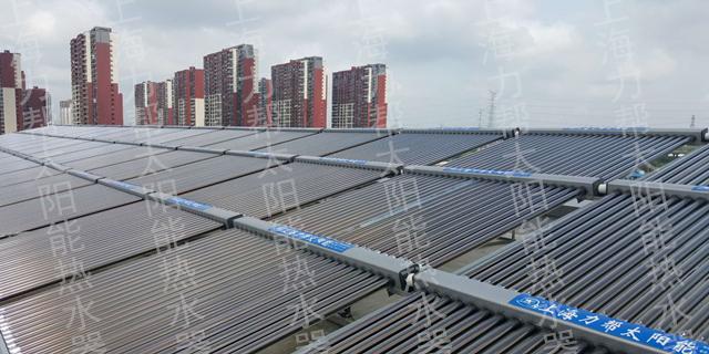普陀区太阳能热水器工程图,太阳能热水器工程