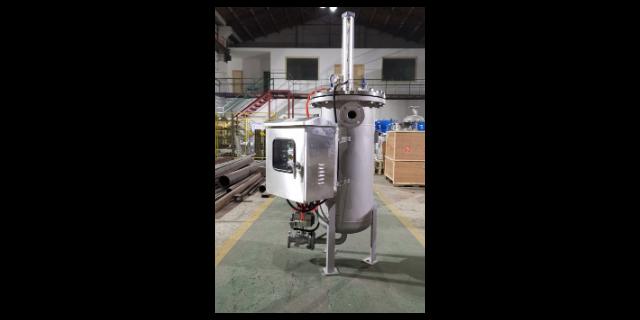 江苏气动刷式刮刀过滤器滤网 反冲洗过滤 无锡乐标过滤装备供应