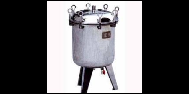 内蒙古袋式过滤器供应商家 大流量精密 无锡乐标过滤装备供应