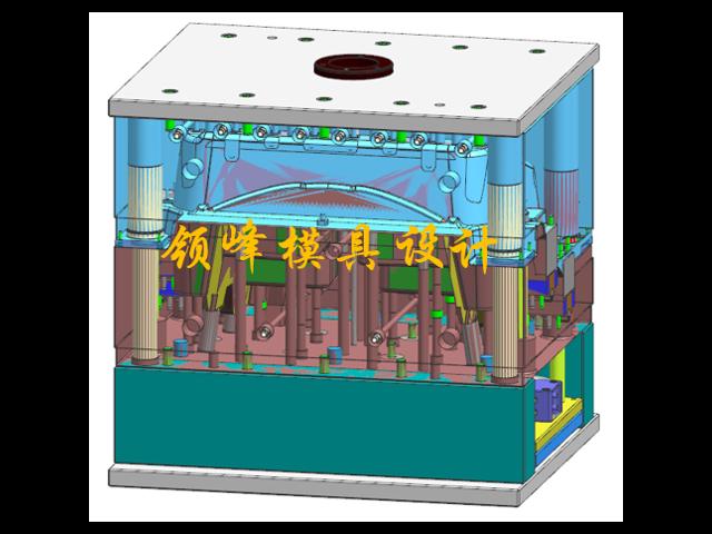台州格栅模具制造生产 服务至上「领峰模具设计供应」