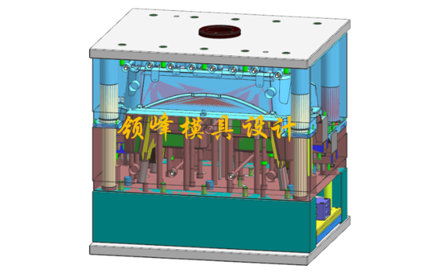 2D制图模具设计工厂 诚信为本「领峰模具设计供应」