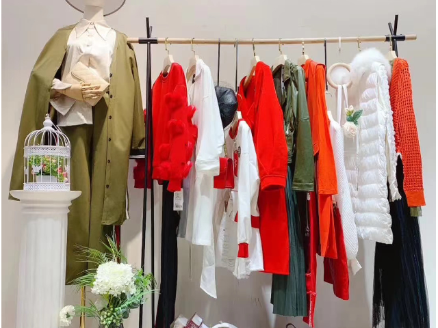廣西尾貨哪家好「杭州蛻變時尚服飾供應」