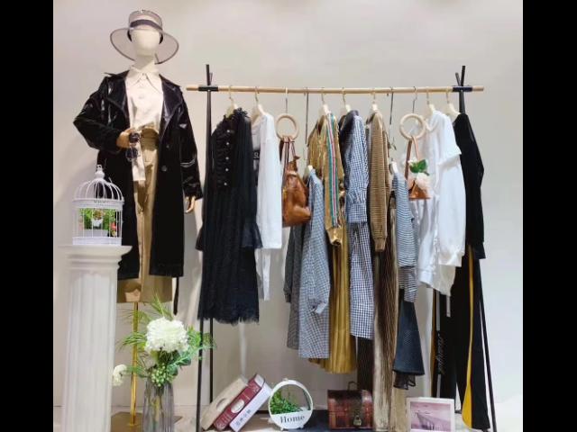 上海女装尾货服装批发市场,女装尾货