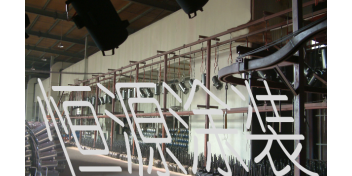 江苏特制喷粉流水线生产厂家