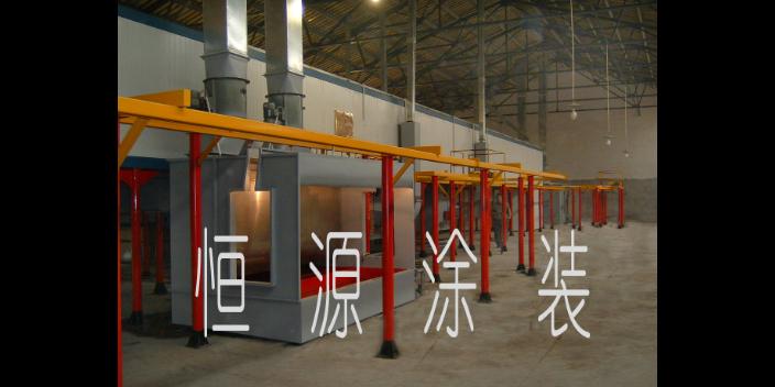 湖南品质喷漆流水线生产厂家