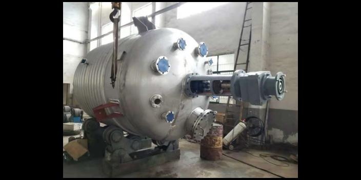 黑龙江外盘管反应釜厂家