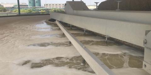 氨氮废水处理工程 值得信赖 无锡绿禾盛环保供应