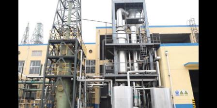 扬州双效蒸发器工程公司 诚信服务 无锡绿禾盛环保供应