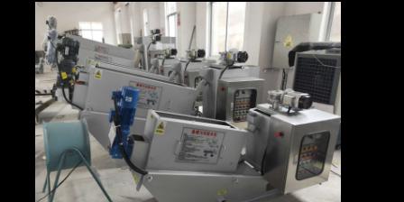 常州印染叠螺污泥脱水机设备 欢迎来电 无锡绿禾盛环保供应