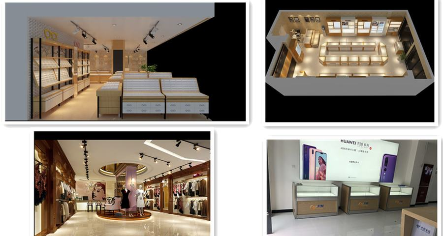 昆明化妝品展柜安裝 客戶至上 云南科通展柜定制廠家供應