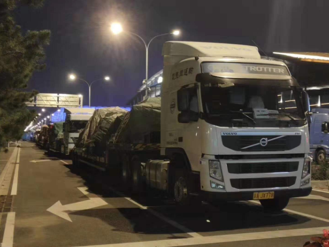 上海到杭州物流运输服务,物流运输