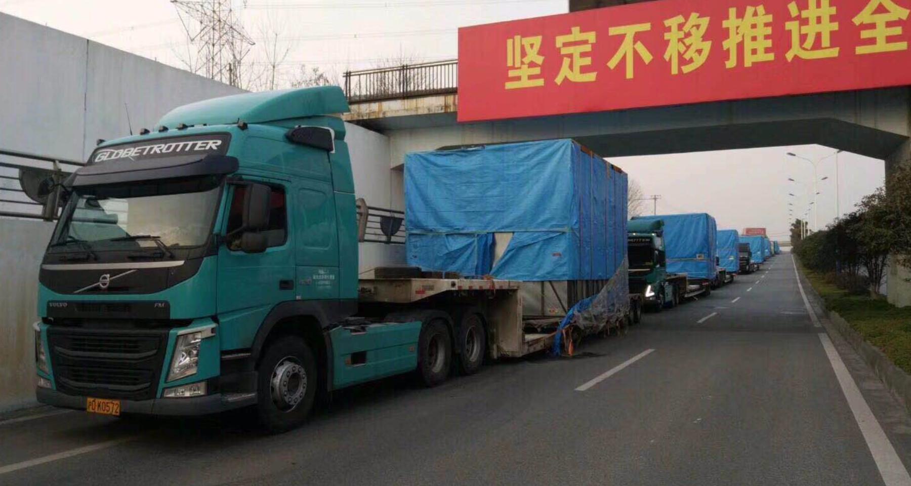 南京气垫车运输要多少钱 真诚推荐 上海立森物流供应