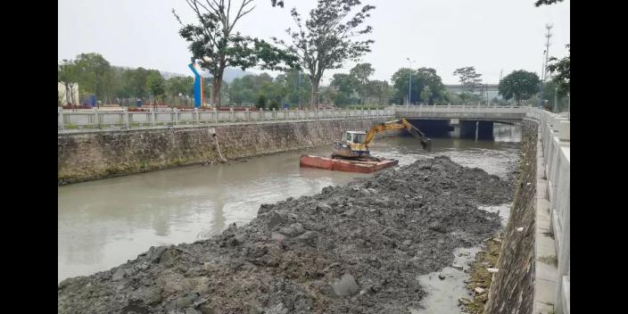 杨和企业河道清淤联系方式