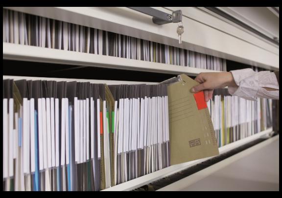 甘肅蘭州智能垂直資料柜,檔案柜
