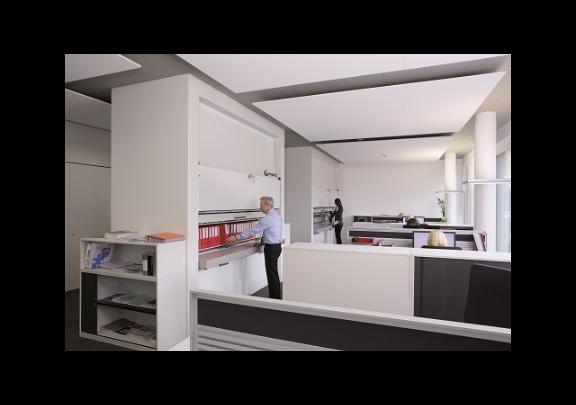 青海西宁智能垂直资料柜 来电咨询 朗杰自动化科技供应