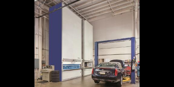 智能垂直备件柜生产 欢迎来电 朗杰自动化科技供应