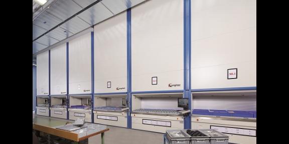 微型升降货柜操作培训 服务为先 朗杰自动化科技供应