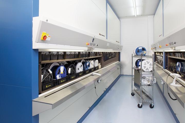 自动智能回转货柜投标 来电咨询 朗杰自动化科技供应