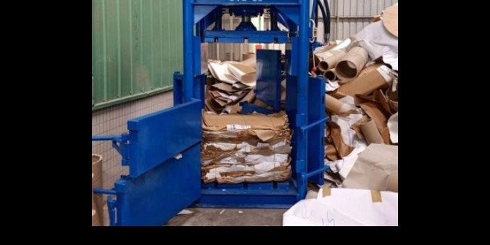 青岛现代服装液压打包机什么价格