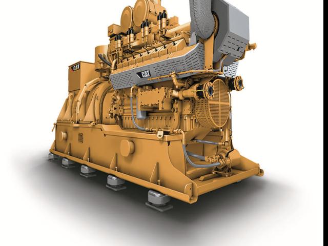 民用卡特燃气发电机厂家供应 真诚推荐 利星行机械供应