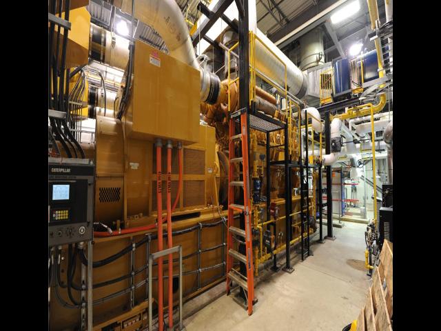 武汉卡特沼气发电系统工程建设,燃气发电