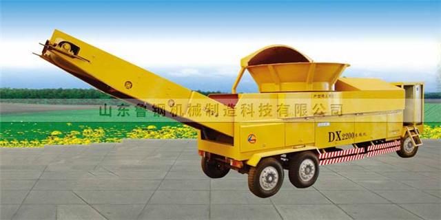 滨州DX5600综合破碎机器 鲁钢供