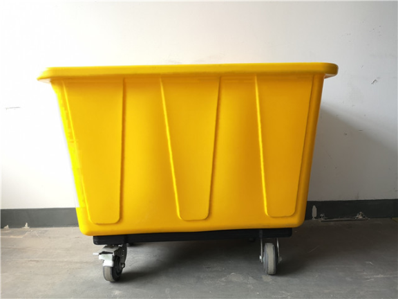 杭州塑料布草车加工 诚信服务 上海罗泰兴滚塑机械供应