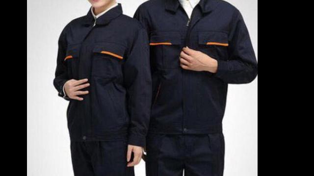 西工区短袖工作服厂商「洛阳市步庆祥时装厂供应」
