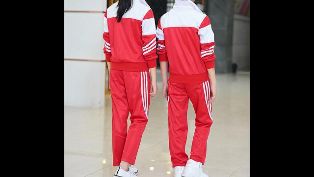 平顶山初中学生运动服订做厂家「洛阳市步庆祥时装厂供应」