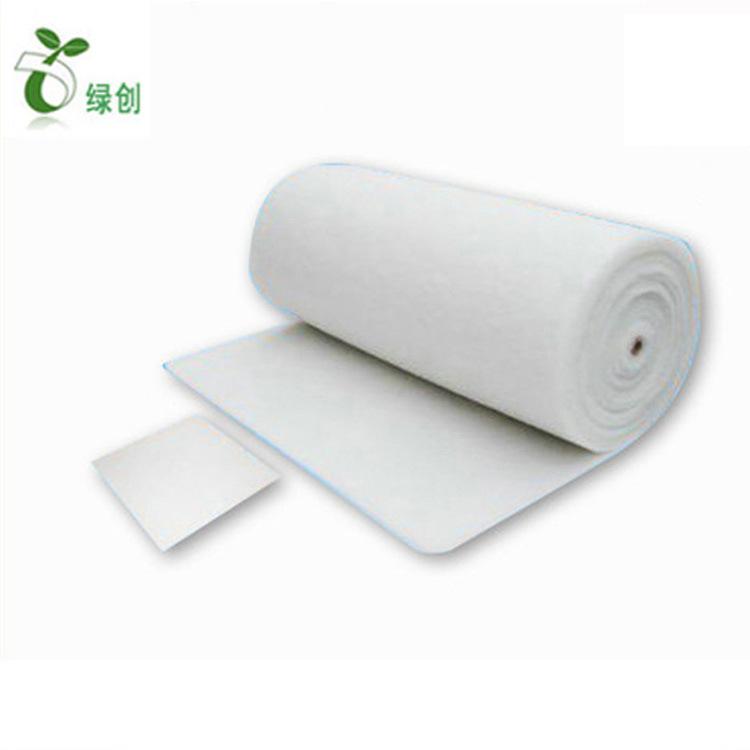 上海无纺过滤棉 绿创环保滤材供应