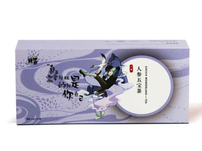 福建火五宝茶 上海绿神鲜电子商务供应