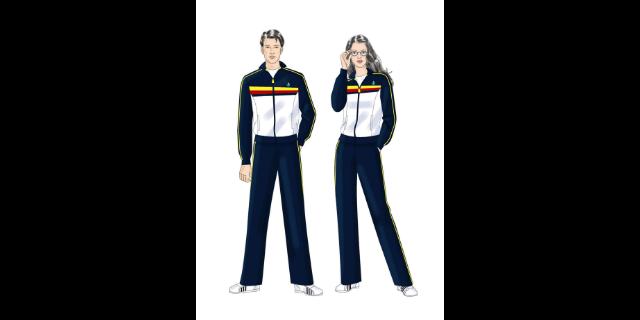 貴陽健康布校服加工哪家好 歡迎咨詢「成都路易圣邦服飾供應」