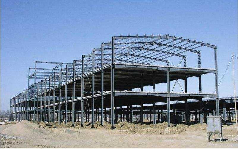 红古区本地钢结构玻璃房,钢结构