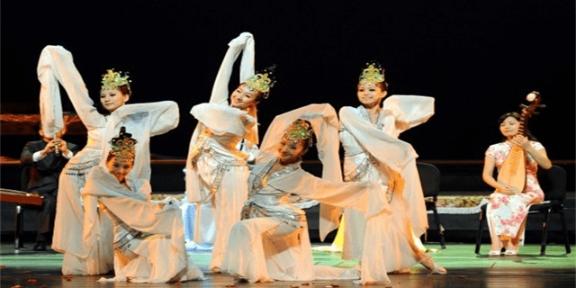 甘肃学习民族舞蹈艺术专业的学校谁知道 兰州慈爱实验艺术职业学校供应