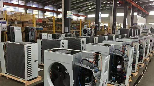 青海中央空調設備銷售廠家 蘭州東大制冷設備供應;