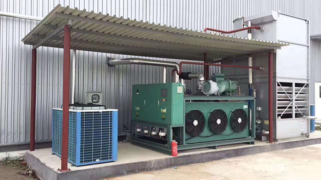 隴南集水器設備調試檢修 蘭州東大制冷設備供應