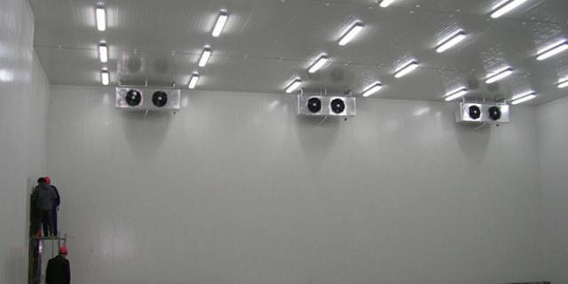 宁夏食品冷藏库安装工程团队哪家好 兰州东大制冷设备供应