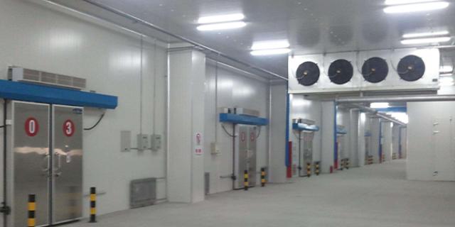 青海速冻库安装服务公司 兰州东大制冷设备供应