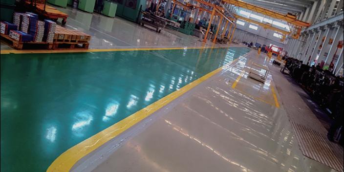 甘肅地坪裂縫修補工程 蘭州夢得來新材料供應
