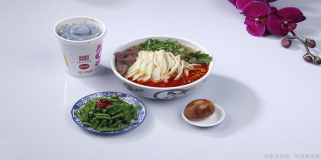 兰州少数牛肉拉面加盟需要多少钱 兰州明轩餐饮管理供应