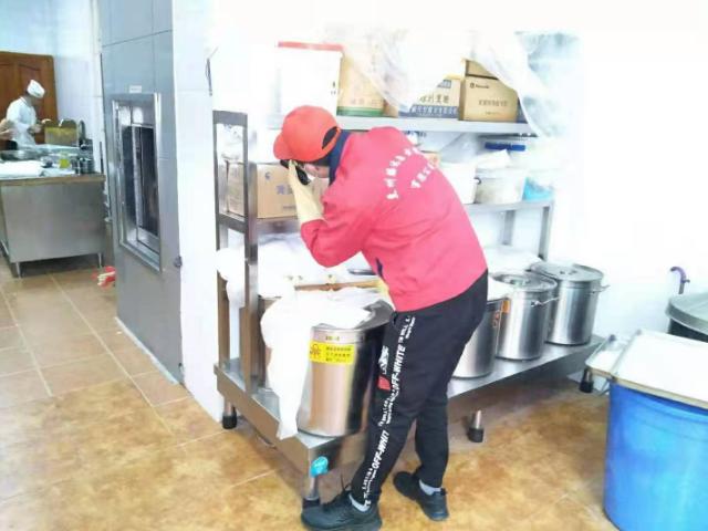 蘭州食堂管道清洗哪里有「蘭州騰達殺蟲服務供應」