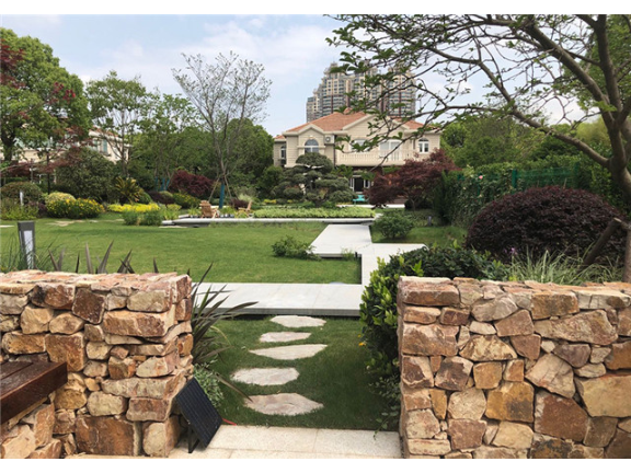 宁波小庭院工程风格,庭院工程